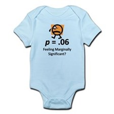 Feeling Marginally Significant? Infant Bodysuit