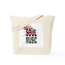 Seoul Music (K-pop) Tote Bag