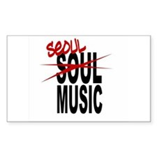 Seoul Music (K-pop) Decal