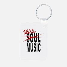 Seoul Music (K-pop) Keychains