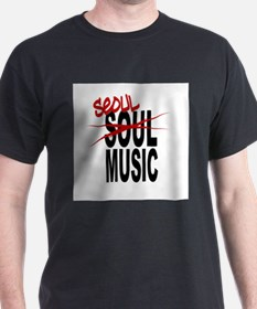 Seoul Music (K-pop) T-Shirt