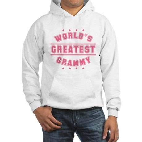 Worlds Greatest Grammy Hooded Sweatshirt
