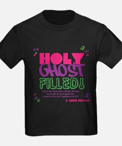 HOLY GHOST FILLED! T