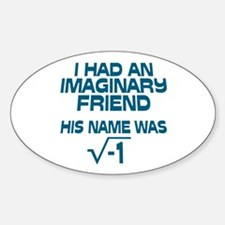 Imaginary Friend Decal