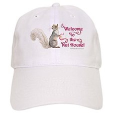 Squirrel Nut House Baseball Cap