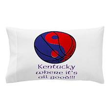 Kentucky Basketball Pillow Case