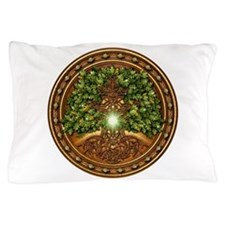 Sacred Celtic Trees - Oak Pillow Case