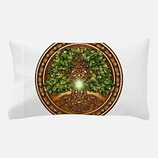 Sacred Celtic Trees - Oak Pillow Case
