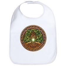 Sacred Celtic Trees - Oak Bib