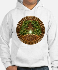 Sacred Celtic Trees - Oak Jumper Hoody
