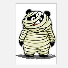 Panda Mummy Postcards (Package of 8)