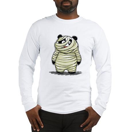 Panda Mummy Long Sleeve T-Shirt