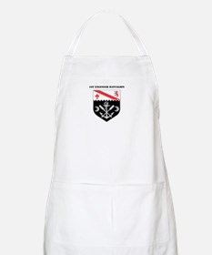 DUI - 1st Engineer Battalion with Text Apron