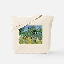 Van Gogh Olive Grove Tote Bag