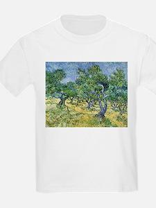 Van Gogh Olive Grove T-Shirt