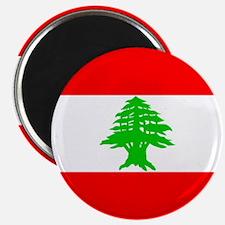 Flag of Lebanon: Show your So Magnet