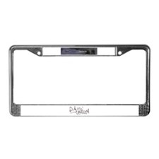 Cute Yummy License Plate Frame