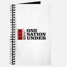 one nation under god liberty Journal
