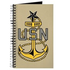 Senior Chief Petty Officer<BR> Log Book 3