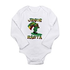 junior rasta Body Suit