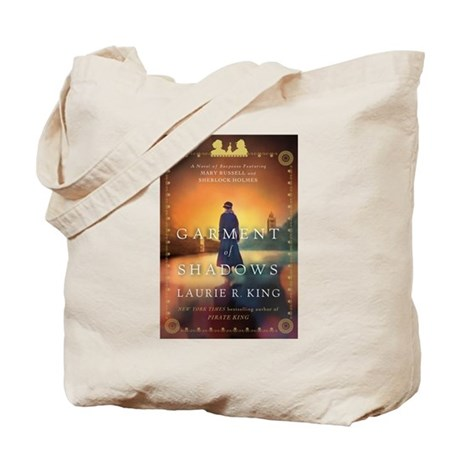 Garment of Shadows - US Cover Tote Bag