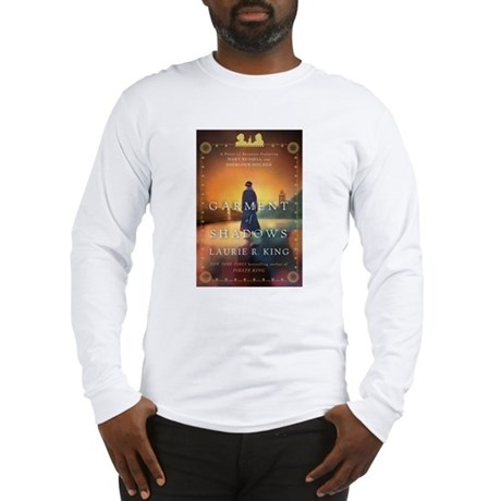 Garment of Shadows - US Cover Long Sleeve T-Shirt