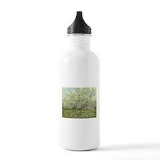 Van Gogh White Orchard Water Bottle