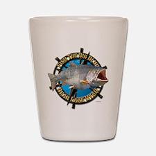 Bear lake Shot Glass