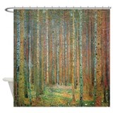 Klimt Shower Curtains