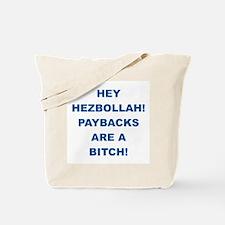 Thank You Israel Tote Bag