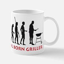 natural born griller Mug