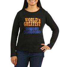World's Greatest Number Cruncher T-Shirt