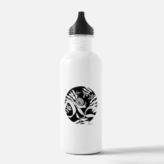 Garden Snail Water Bottle