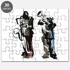 Jazz musicians Puzzle