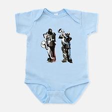 Jazz musicians Infant Bodysuit