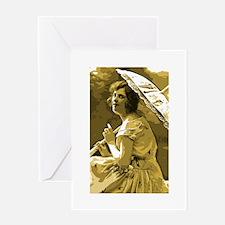 Romanceintheair Greeting Card