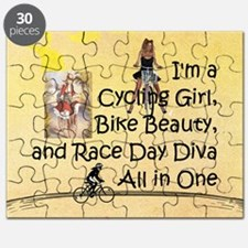 Cycling Race Diva Puzzle