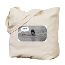 Jase Butterfly Tote Bag