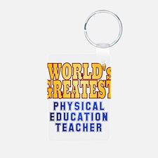 World's Greatest Physical Education Teacher Alumin