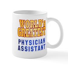 World's Greatest Physician Assistant Mug