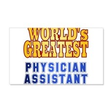 World's Greatest Physician Assistant Wall Decal