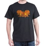 Halloween Pumpkin Joseph Dark T-Shirt