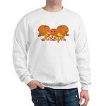 Halloween Pumpkin Joseph Sweatshirt