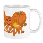 Halloween Pumpkin Joseph Mug