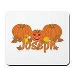 Halloween Pumpkin Joseph Mousepad