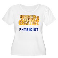 World's Greatest Physicist T-Shirt