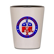 Republicans for Cloning! 2012 Shot Glass