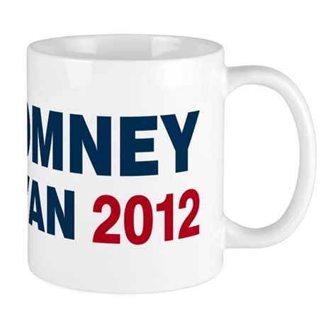 Romney Ryan 2012 Republican Mug