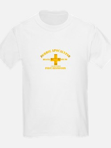 Zombie Rescue Squad T-Shirt