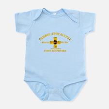Zombie Rescue Squad Infant Bodysuit